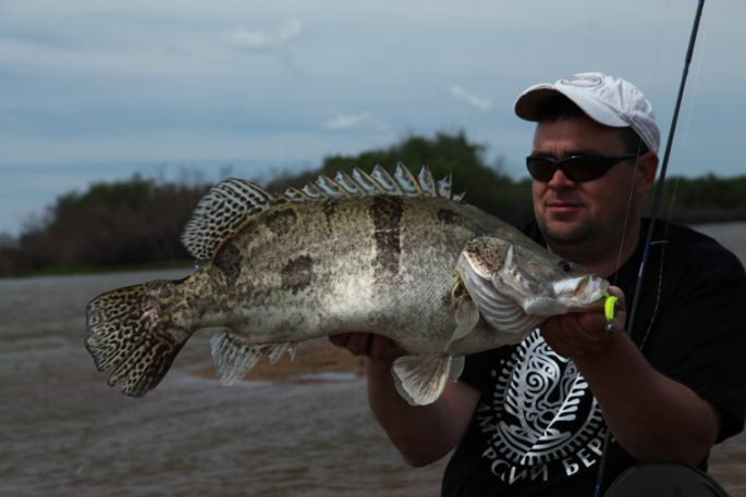 Рыбалка на Амуре летом