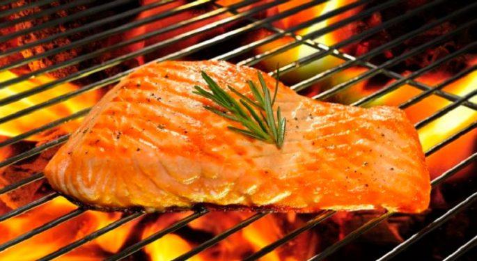 Вкусовые качества и полезные свойства лосося