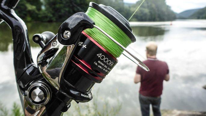 Диаметр плетенки для спиннинга - Про рыбалку
