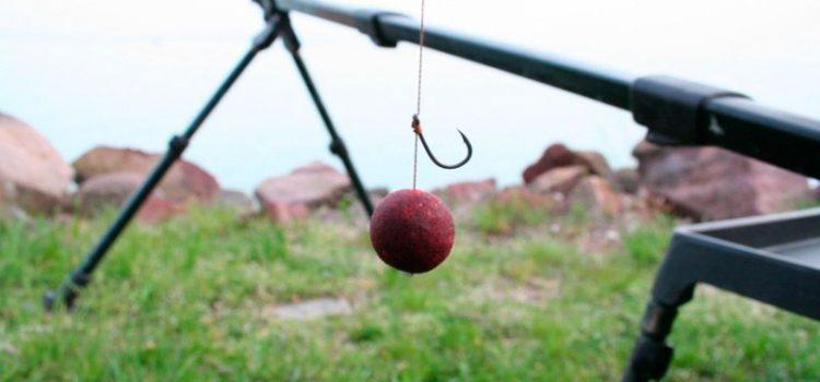 Как ловить на бойлы