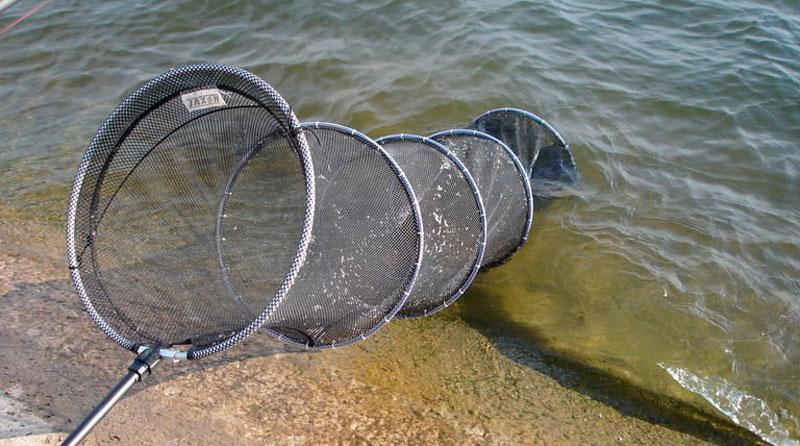 Садок для рыбы своими руками
