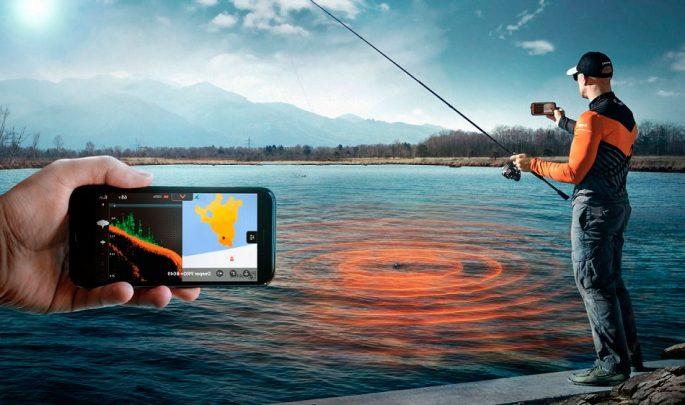 Критерии выбора эхолота для рыбалки с берега