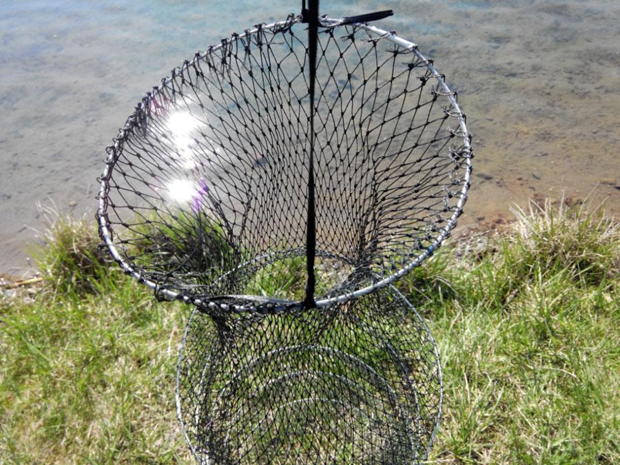 Садок для рыбы своими руками 787