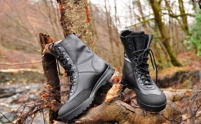 Обувь в экстремальной ситуации
