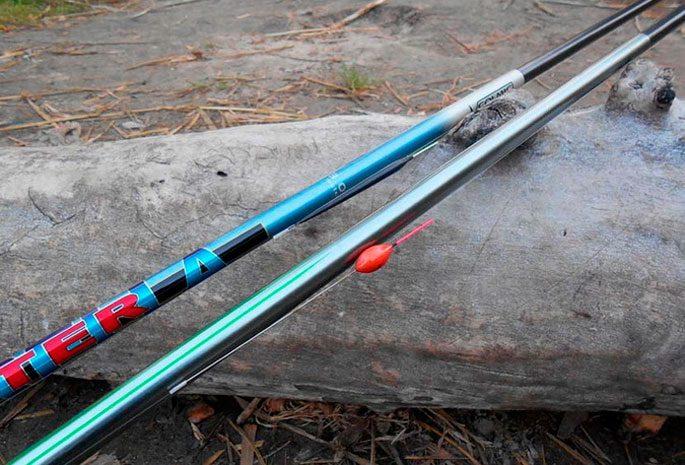 Особенности оснастки для ловли уклейки