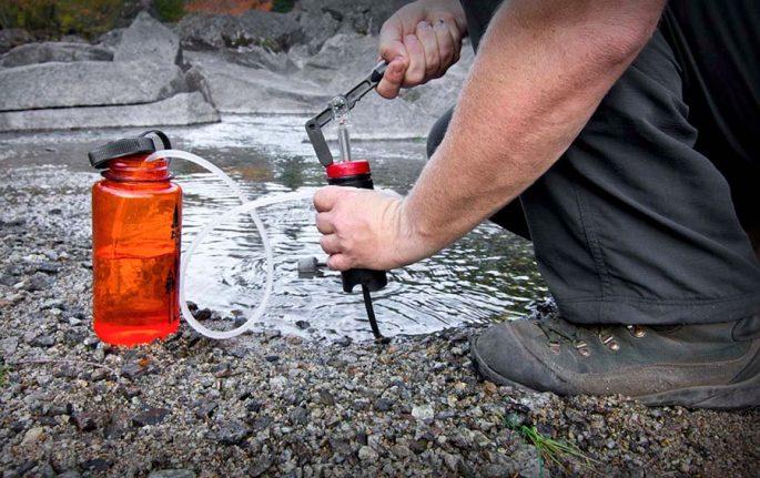 Устройство для очистки воды