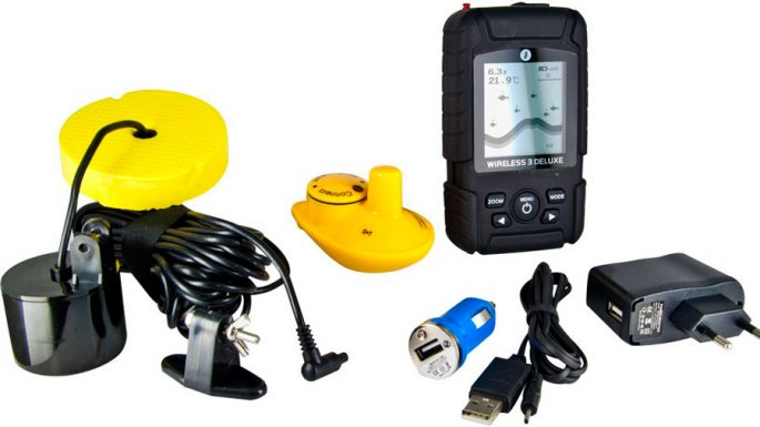 JJ-connect Fisherman Wireless 3 Deluxe