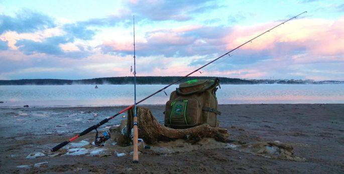 Рыбалка в пермский на реке соль