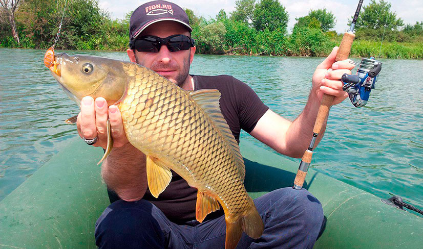 Рыбалка в Саратовской области