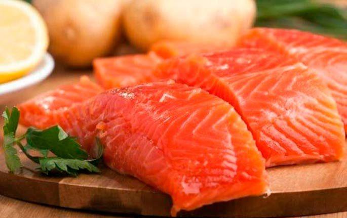 Польза красной рыбы для здоровья