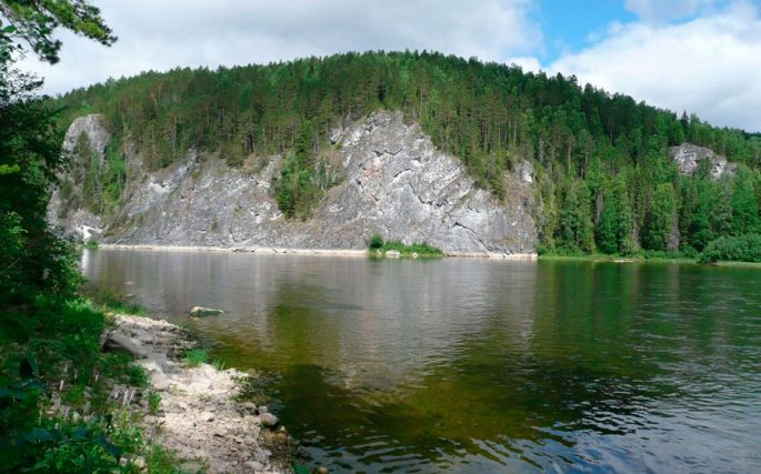 Рыбалка на реке Вишера