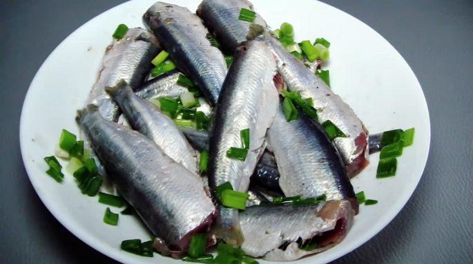 Рецепты из салаки