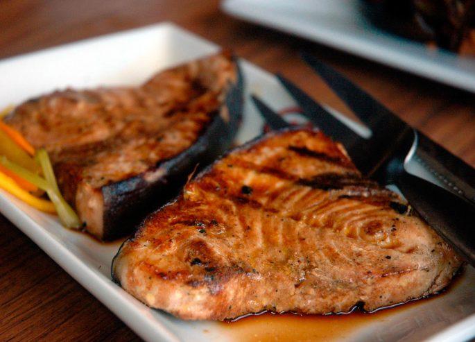 Рыба марлин в кулинарии