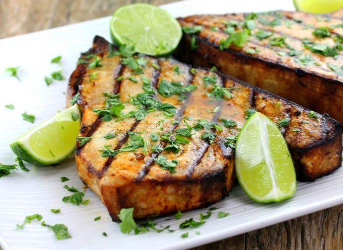 Меч-рыба в кулинарии