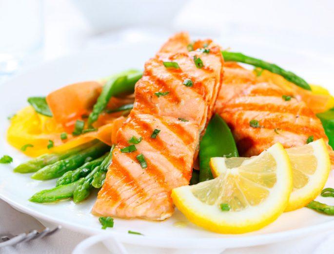 Нежирные сорта рыбы