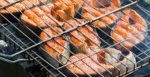 как замариновать рыбу для жарки на мангале