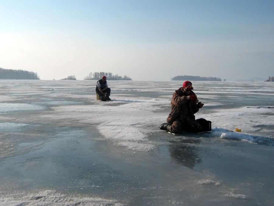 влияние ветра на клев рыбы зимой