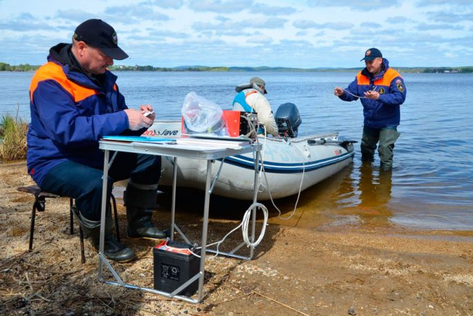 Регистрация лодок и катера в ГИМС