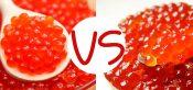 Какая красная икра лучше: кеты или горбуши