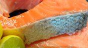 Как солить горбушу после заморозки