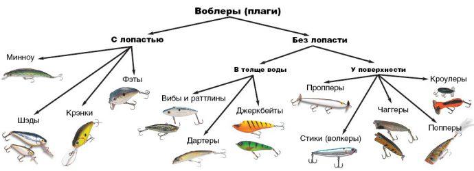 Классификация и характеристики