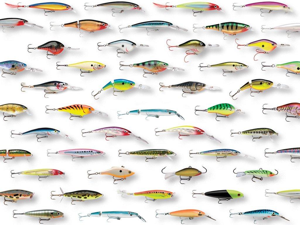 воблеры для рыбной ловли