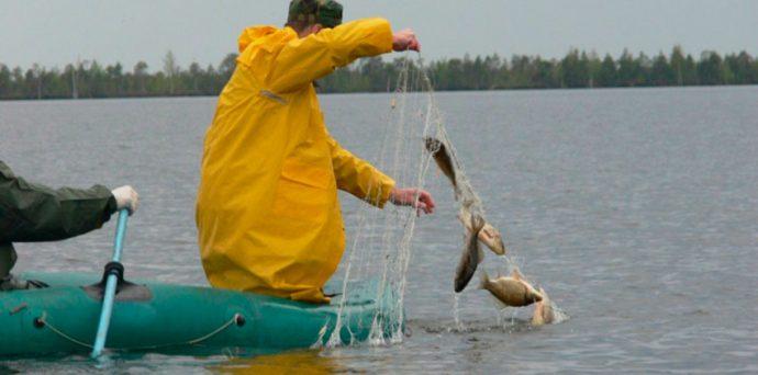 как устанавливать флажки на рыбалке