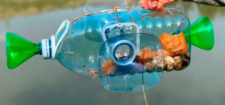 Как сделать ловушки для рыбы своими руками