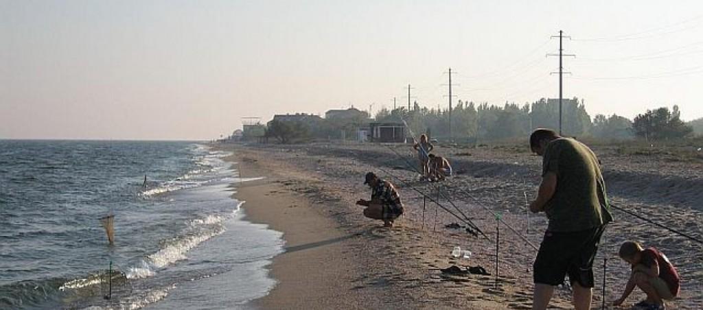 рыбалка из анапы на азовское море