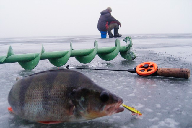 зимняя рыбалка 2018 2018