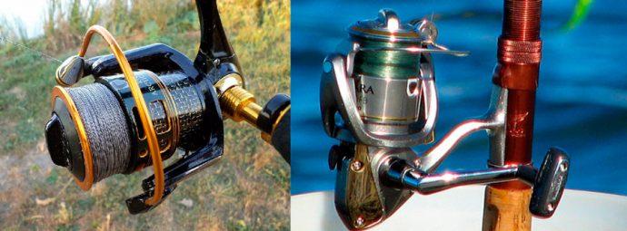 выбрать безынерционную катушку для рыбалки