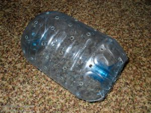 ловушка для рыбы пластиковая бутылка