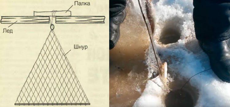 Как сделать косынку для рыбалки 104
