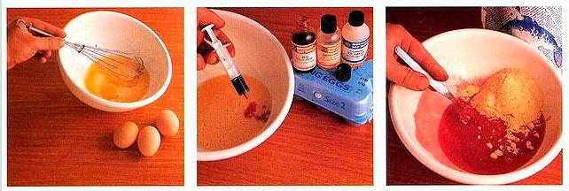 Рецепт бойлов