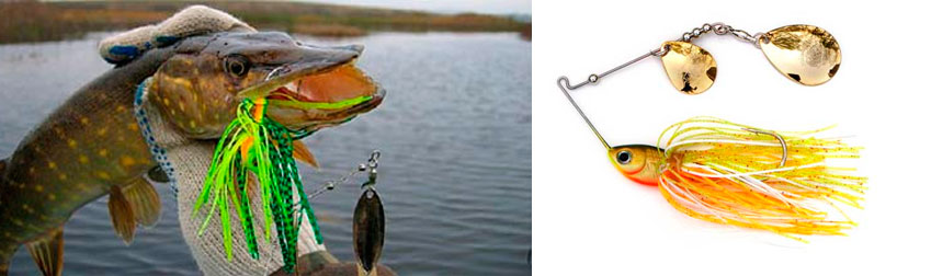 видео рыбалка на спиннербейты