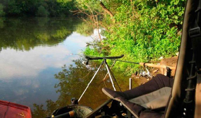 перспективное место для рыбалки