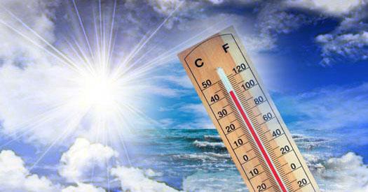 Температура воздуха