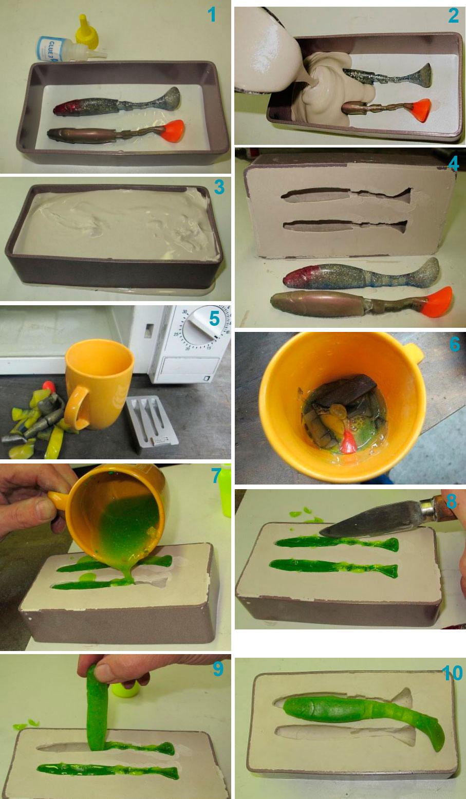 Как сделать силикон своими руками в домашних условиях 76