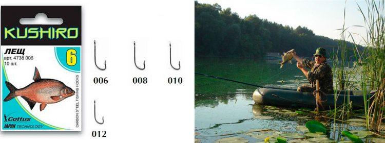 как ловить карпа и леща в озере