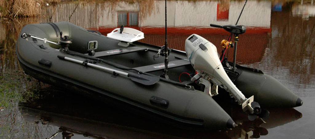 Как из лодки пвх сделать риб