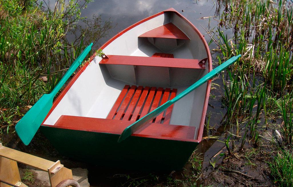 регистрация лодки самодельной