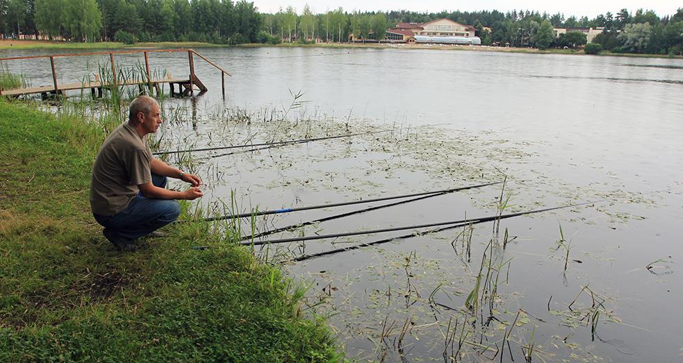 где в химках ловить рыбу