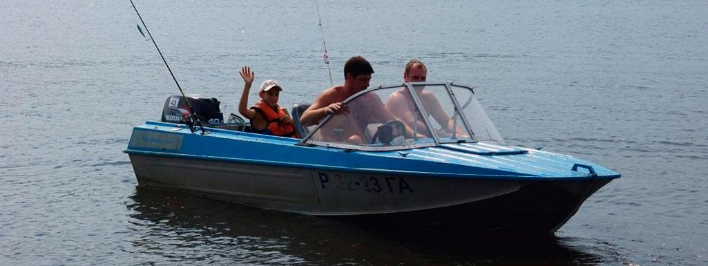 нужно ли регистрировать лодку казанку
