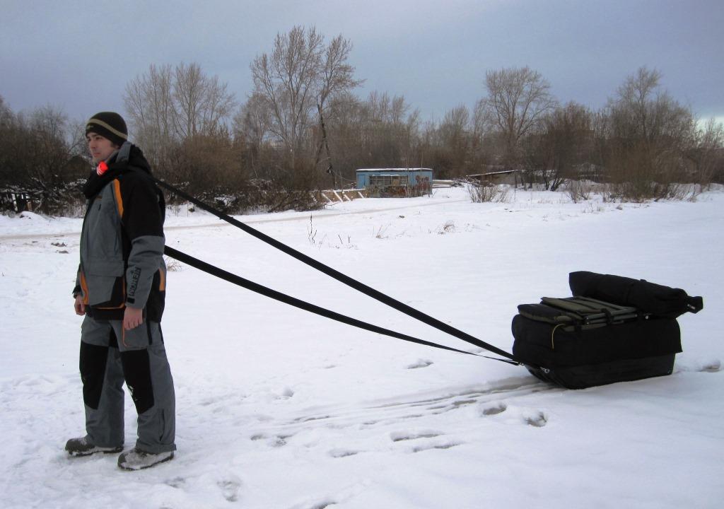 чертежи финских санок для рыбалки