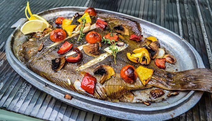 Польза рыбы камбалы для организьма