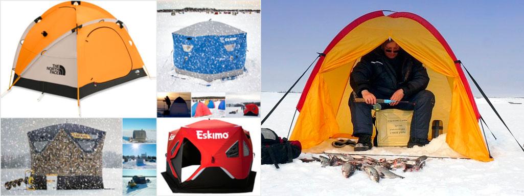 отопление в палатке на рыбалке своими руками