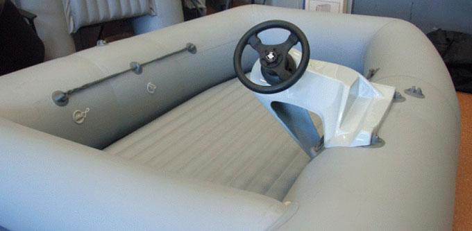 Мини консоль для лодки ПВХ