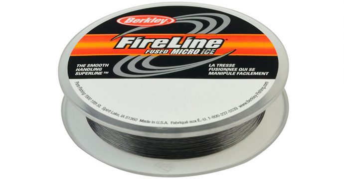 Berkley FireLine Micro Ice Fused Original