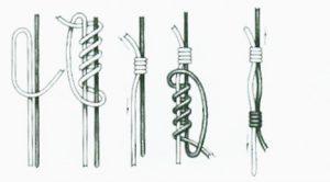 рыболовные узлы для поводков