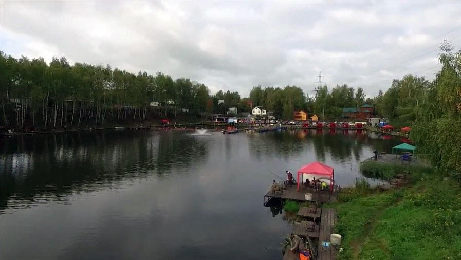 платная рыбалка по дмитровскому шоссе недорого